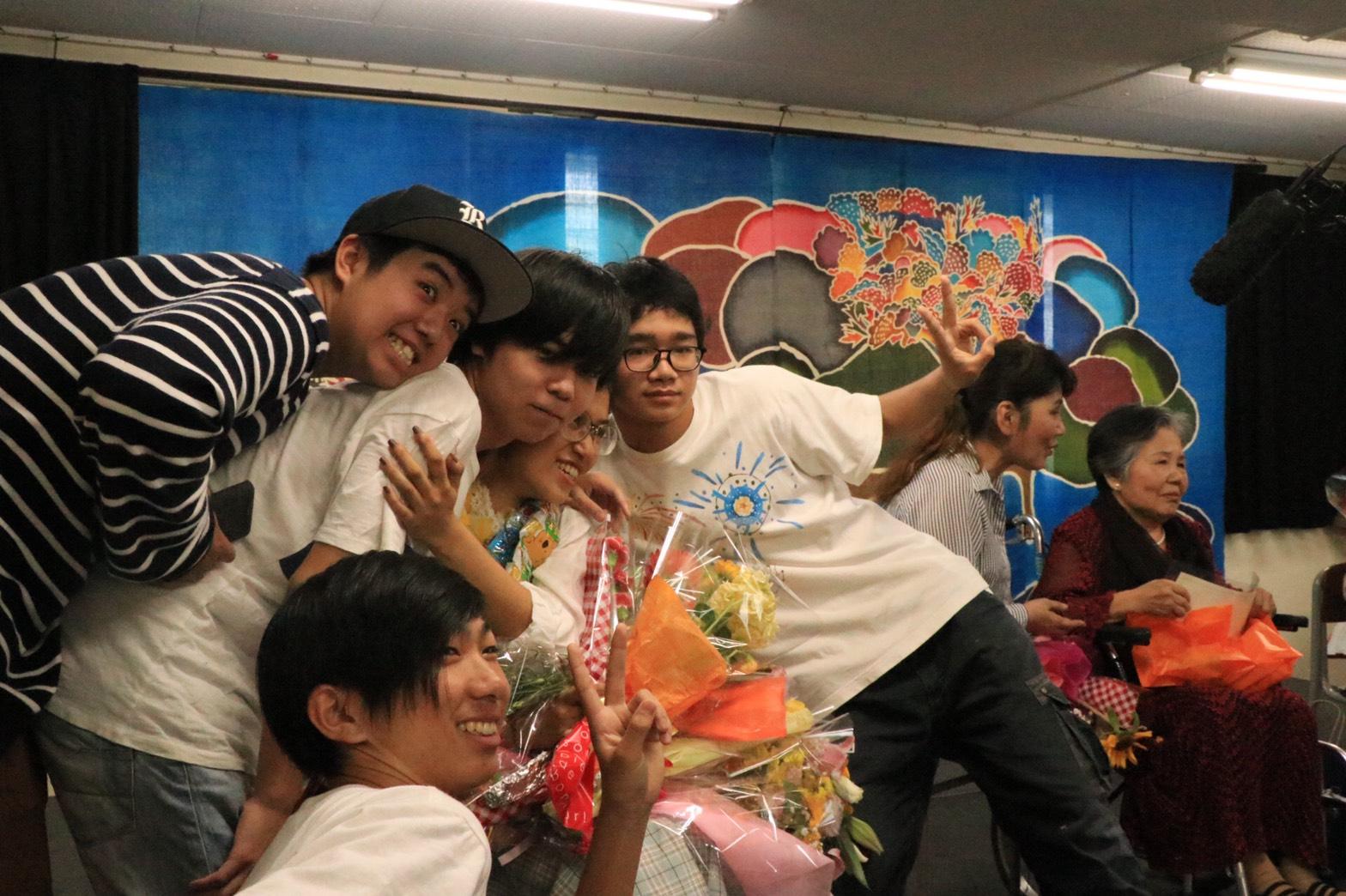 春の学校・うりづん庭(学習発表会&卒業を祝う会)
