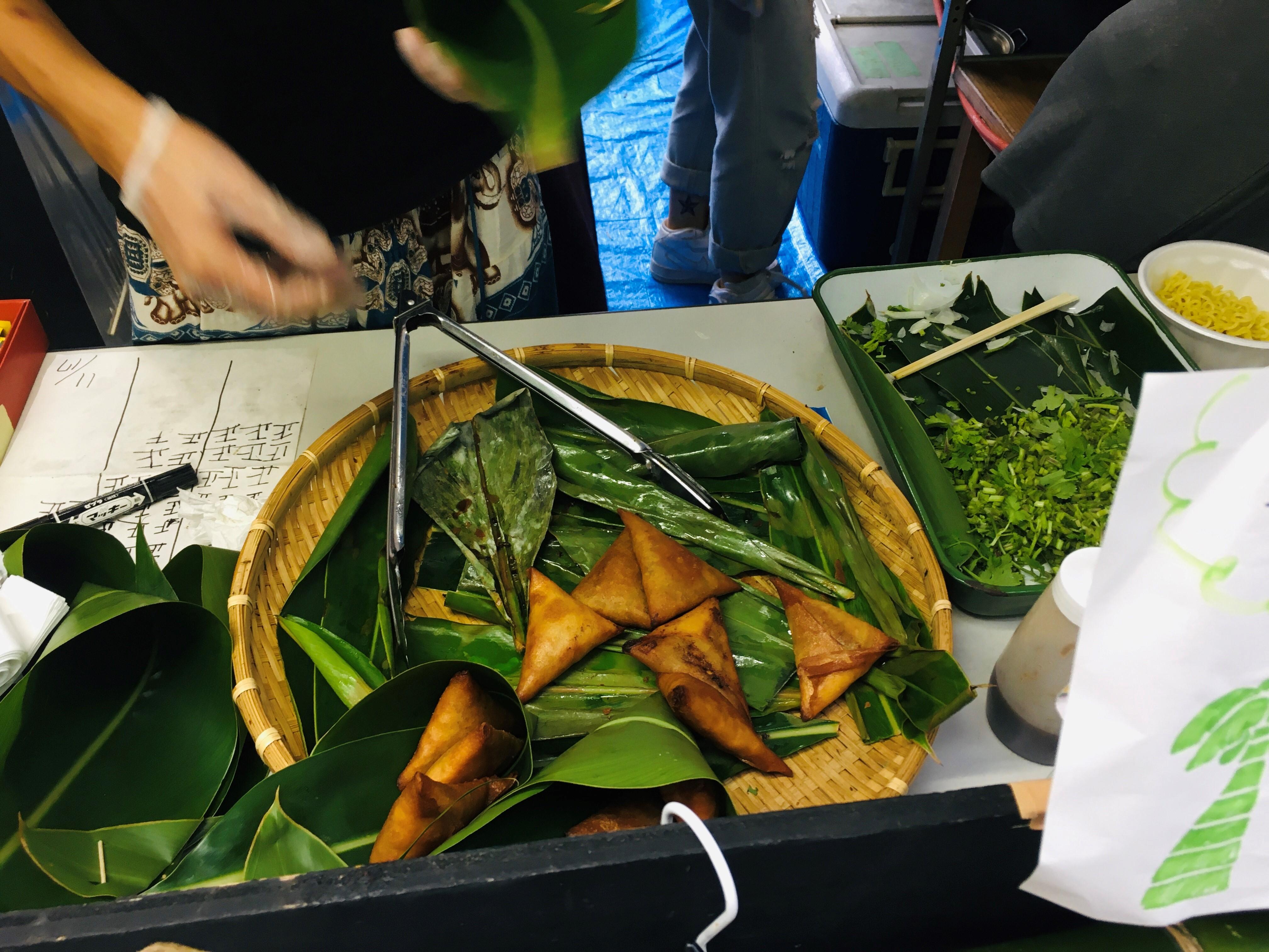 アジア麺ロードに出店しました